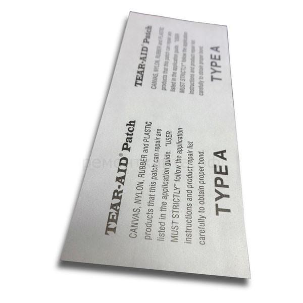 Самоклеящаяся заплата из Tear Aid 65мм x150мм